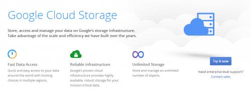 Google запустила сервис Offline Disk Import для пользователей Google Cloud Storage