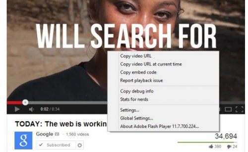 Видеоплейер YouTube стал умнее