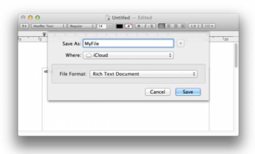 Как грамотно использовать iCloud для совместной работы над документами