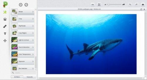 Picadilo — веб-редактор графики, работающий по системе «все включено»