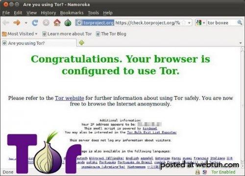 В старых версиях браузера Tor для Windows найдена критическая уязвимость