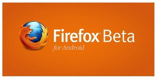Вышло обновление бета-версии Firefox для Android