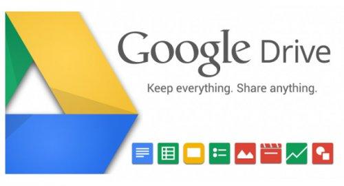 В Google Drive улучшены проверка правописания и работа со списками