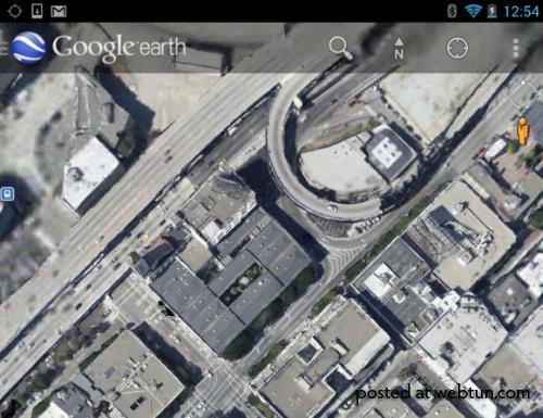Обновленное приложение Google Earth для Android покажет фото пользователей на карте