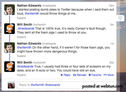 В Twitter серьезно изменился интерфейс диалогов