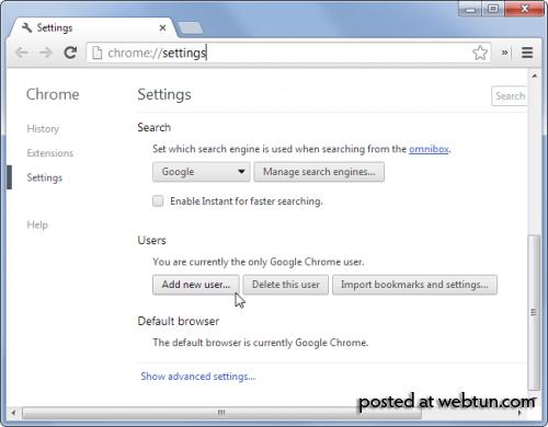5 способов создания отдельной среды для просмотра веб-страниц пользователями-гостями