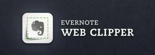 Evernote Web Clipper 6 - Новое расширение для Chrome