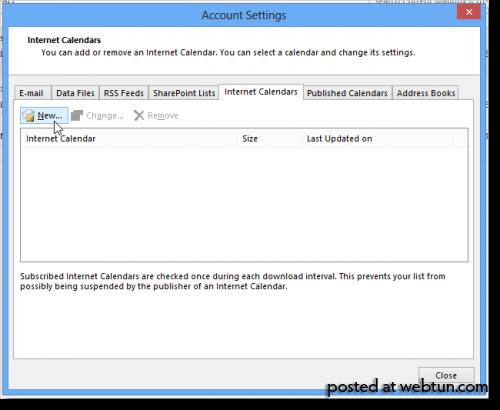 Как просматривать ваши Гугл календари в Outlook 2013