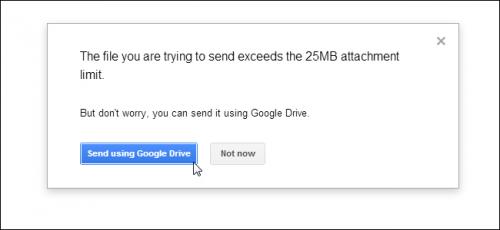 Как пересылать большие файлы с помощью электронной почты