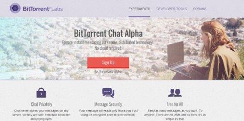 BitTorrent Chat – новое решение для безопасной переписки
