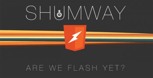 В Firefox добавили флэш-плеер Shumway, написанный на HTML5