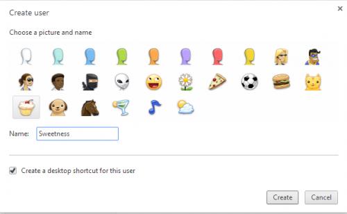 Создаём нового пользователя в Chrome, а также скрытая функция «родительский контроль»