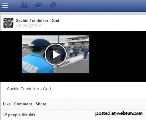 Как скачивать видео с Facebook без использования программных приложений