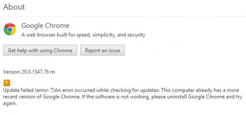 Общесистемная установка Chrome теперь производится поумолчанию