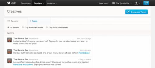 В Twitter появились «отложенные твиты» (Scheduled Tweets)