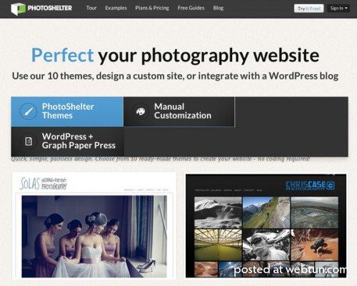 10 сайтов, где фотографы могут поделиться своими работами