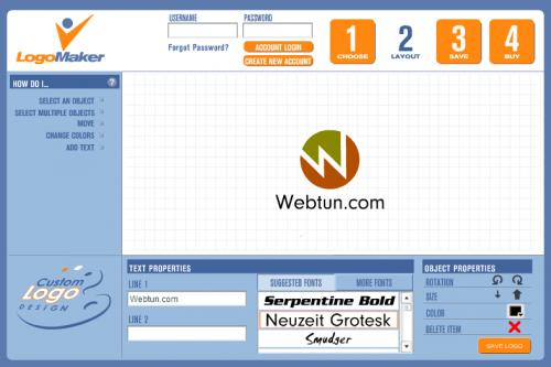 5 полезных сайтов для создания вашего бесплатного логотипа