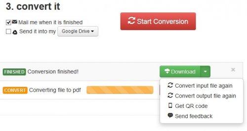 """Конвертируем в """"облаке"""" любые файлы в любые другие форматы при помощи CloudConvert"""