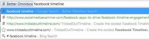 Подборка Chrome-расширений для оптимизации работы омнибокса