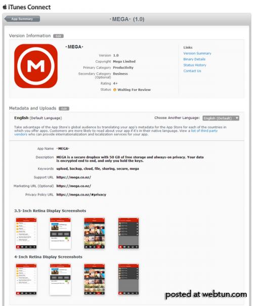 Файлообменник Mega вышел из стадии бета-тестирования и запущен официально