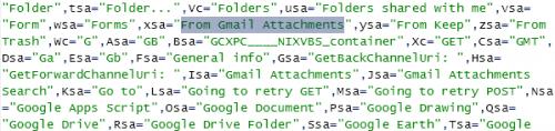 Gmail тестирует новый интерфейс вложений