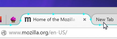 Mozilla показала почти финальный интерфейс нового поколения Australis в Nightly-билде браузера Firefox