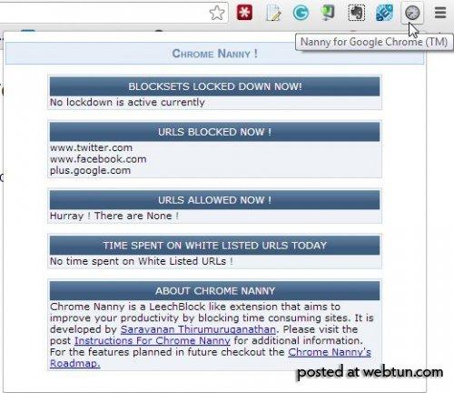 Учимся блокировать неугодные сайты в Google Chrome