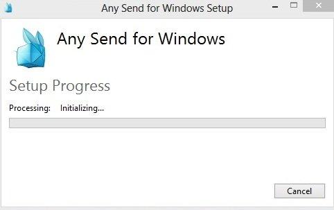 Быстрый способ пересылки файлов между вашим ПК и мобильным устройством, используя приложение Any Send