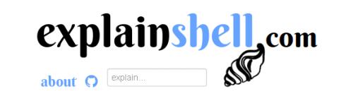 ExplainShell.com: удобный справочник по командам Linux