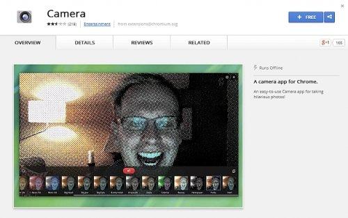 Chrome OS получит новое приложение камеры с возможностью записи видео