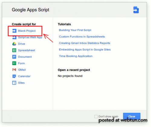 Используем собственные скрипты для расширения функциональности Gmail
