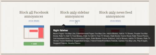 Блокируем рекламные блоки и раздражающие элементы в Facebook с помощью Adblock Plus