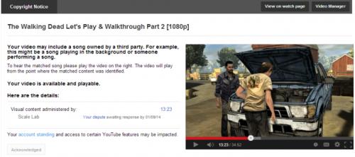 YouTube лишил авторов игрового видео заработка