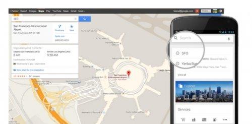 Google добавила новые функции в Maps для iOS