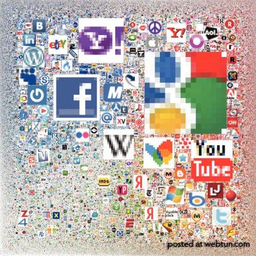 Карта Интернета: найди свой сайт