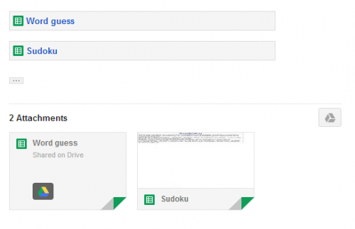Подробнее о новом интерфейсе вложений в Gmail