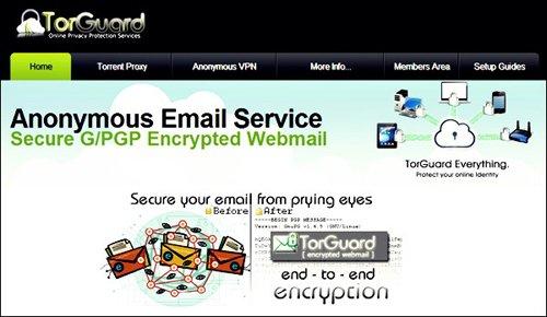 20 сервисов для отправки/получения анонимных и-мейлов