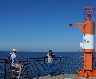 обслуживание навигационных знаков