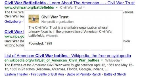 Google сообщит коротко о главном