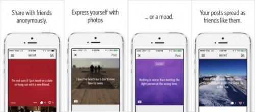 Приложение Secret позволяет общаться и делиться изображениями на условиях полной анонимности