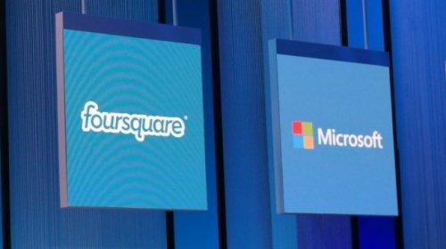 Microsoft проинвестирует социальную сеть Foursquare