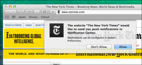 5 способов получать уведомления от вебсайтов, используя только ваш браузер