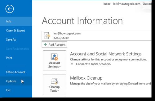 Как создать резервную копию подписей в Outlook 2013 и восстановить их