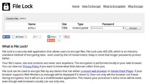 2 способа кодировать файлы в вашем браузере
