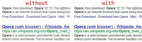 Улучшенный рендеринг шрифтов для Opera и Chrome