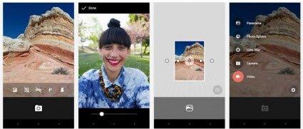 Обновление «Камера» для Android 4.4 KitKat принесло режим «Размытие» с функцией постфокусировки