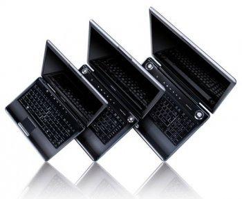 интернет-магазин, ноутбук