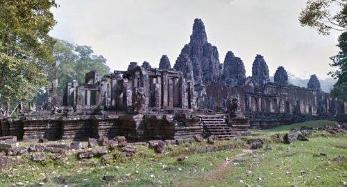 В Street View теперь доступен храмовый комплекс Ангкор-Ват