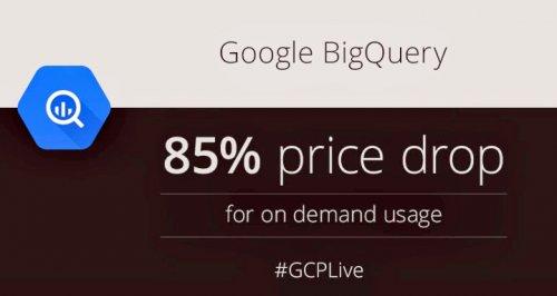 Google совершенствует BigQuery и делает аналитический сервис доступнее