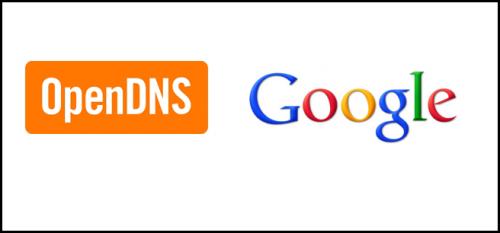 Как ускорить работу в интернете с помощью переключения на OpenDNS или Google DNS